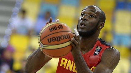"""Angolos rinktinės treneris Kinijoje liko šokiruotas: """"Negauname net krepšinio kamuolių"""""""