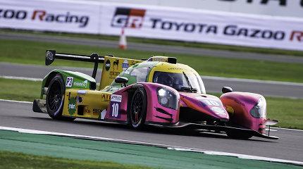 Europos Le Mano serija Silverstone: Gusto Grinbergo komandą persekiojo nesėkmės