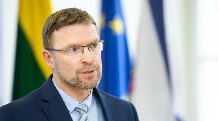 Ministras: per karantiną atleista 1,5 tūkst. daugiau žmonių nei įdarbinta