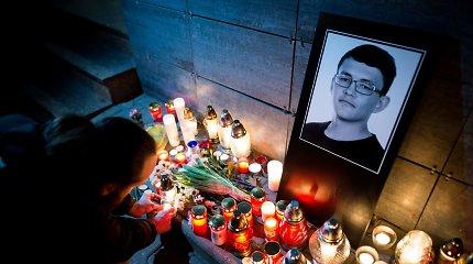 Slovakija perduos Italijai verslininką, minimą nužudyto žurnalisto J.Kuciako tyrime
