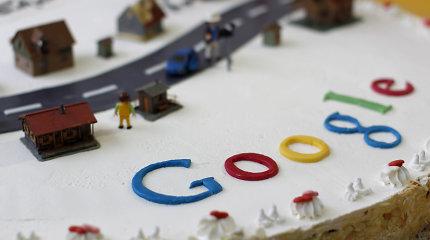 """""""Google"""" sukanka 20 metų: 5 dalykai, kurių galbūt nežinojote"""