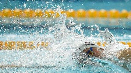 D.Rapšys Lietuvai iškovojo istorinę pergalę FINA Čempionų lygos varžybose