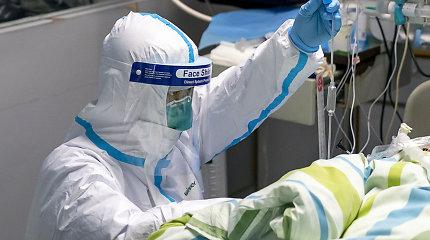 Koronavirusas: ką jis padaro žmogaus kūnui?