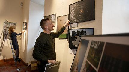 Geriausi Lietuvos spaudos fotografų darbai grįžta į Kauną