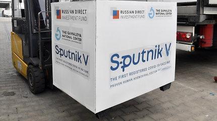 Latvija svarstys galimybę įsigyti rusiškos vakcinos, jei ją rekomenduos EVA