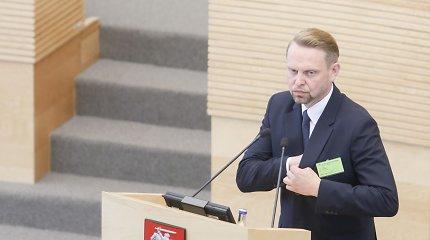 Seimas keičia generalinį prokurorą