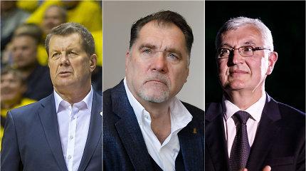 Ne tik A.Sireika: LKF balsavime nuskambės ir dar vienas kandidatas į rinktinės postą