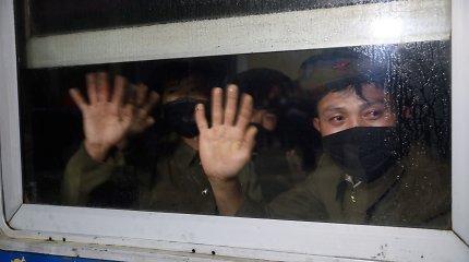 Madingiausia Naujųjų dovana Šiaurės Korėjoje – metamfetaminas