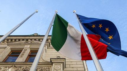 Italija prašys ES suteikti specialųjį statusą jos pietiniams regionams