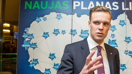 Tėvynės sąjungos – Lietuvos krikščionių demokratų rinkimų štabas laukia rinkimų rezultatų