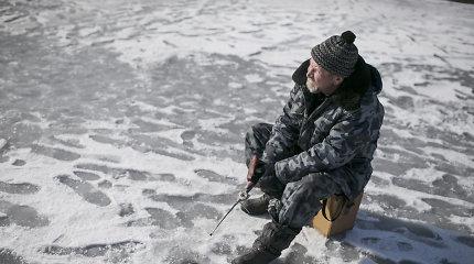 Ukraina reikalauja, kad Rusija paleistų sulaikytus žvejus