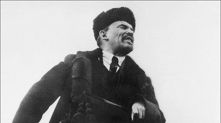 Kodėl Spalio revoliucijos metinės būdavo minimos lapkritį?