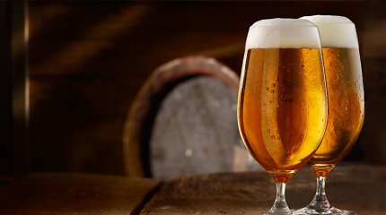 """""""Marston's"""" ir """"Carlsberg"""" sukurs bendrą alaus gamybos įmonę"""