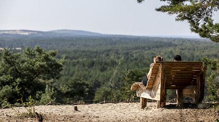 Kuršių nerijos nacionalinio parko pritaikymas lankymui