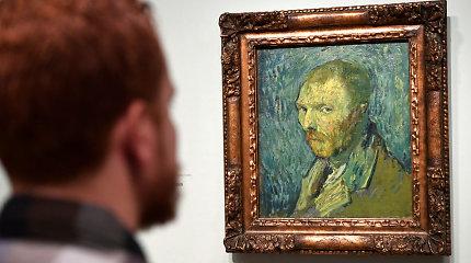 Abejonių kėlusį V.van Gogho autoportretą tapė pats menininkas, patvirtino ekspertai