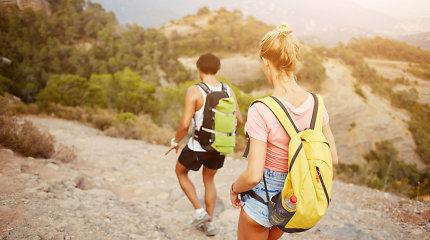 Turizmas gamtoje: ką pasiimti savaitgalio kelionei?