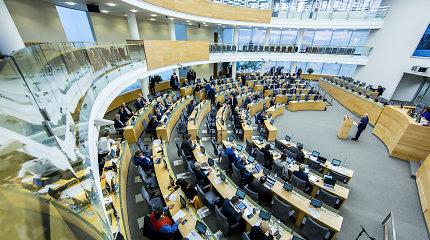 Seimas ruošiasi tvirtinti kitų metų valstybės biudžetą