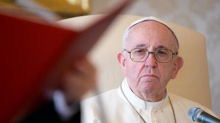 Likus dienoms iki popiežiaus vizito, Vatikano pasiuntiniui Irake nustatyta COVID-19