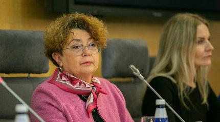 F.Kukliansky oponuojantys žydai kritikuoja ją dėl nekorektiškų pareiškimų