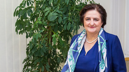 Loreta Graužinienė įsidarbino valstybinėje audito tarnyboje