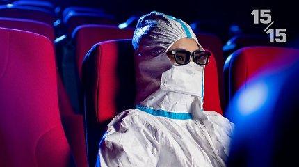 Atlaisvinto karantino nebesulaukė dalis sporto klubų, o kino teatrai skuba ieškoti premjerų: ar augs kainos?