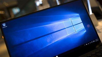 """""""Microsoft"""" į vartotojų kompiuterius siunčia """"Windows 10"""", net jei jie to neprašo"""