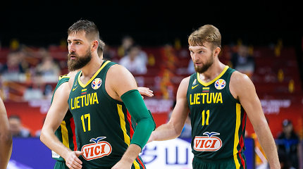 """Lietuviai pateko į NBA geriausiųjų šimtuką: """"Jonas Valančiūnas – nišinis žaidėjas"""""""