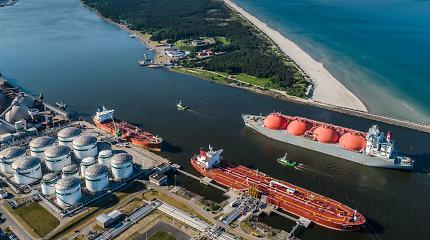 """Klaipėdos uosto vadovas: """"Sakyti, kad JAV sankcijos devynioms Baltarusijos įmonėms neturės įtakos – negalime"""""""