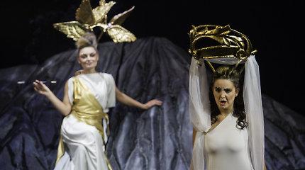 """Opera """"Semelė""""  Lietuvos rusų dramos teatre"""