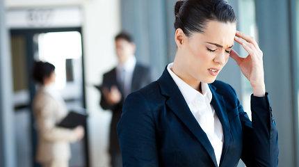 Pirmą kartą Lietuvoje viešai prabilta apie migrenos sergamumo mastus ir pasekmes
