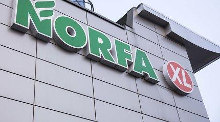 """""""Norfa"""" padėkos ugniagesiams pinigais"""