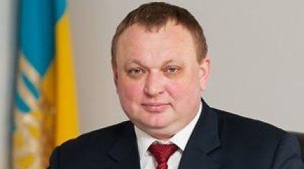 Korupcija įtariamas buvęs Ukrainos įmonės vadovas Vilniuje už užstatą paleidžiamas į laisvę