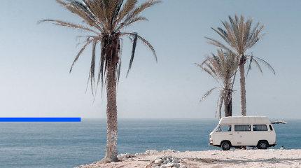 """""""Deals on Wheels"""". Šįmet atostogos bus kitokios: kaip išsirinkti tinkamą kemperį ir ar jo reikia apskritai?"""