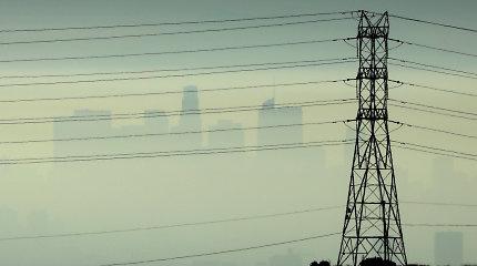 Kalifornijoje milijonai žmonių kelioms dienoms liks be elektros