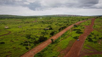 Malyje autobusui užvažiavus ant minos žuvo 8 žmonės