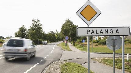 Palanga ruošiasi įrengti miesto ženklą