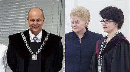 Intrigos didžiausio Lietuvos teismo vadovybėje: teko įsikišti net prezidentei
