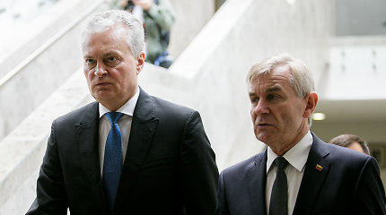 """Seimas nepaskyrė KT teisėjų ir LAT pirmininkės: """"apsitaškė purvu"""" ir nevertino kandidatų profesinių savybių"""