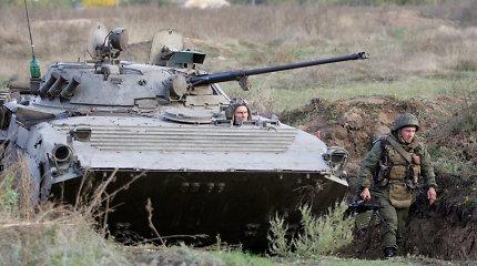 Čekijoje nuteistas Ukrainos separatistams padėjęs karys