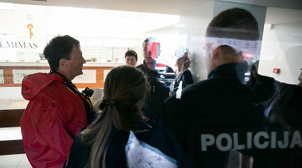 Atšaukta evakuacija Vilniaus miesto apylinkės teisme: pranešimas apie gyvsidabrio ataką – melas