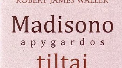 """Mirė """"Madisono tiltų"""" autorius Robertas Jamesas Walleris"""