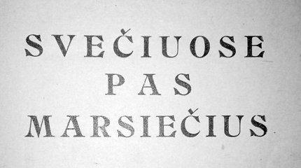 Nacis, kuriam suleido žydo hormonų, ir Vytuko kelionė į Marsą: kokią fantastiką rašė tarpukario lietuviai?