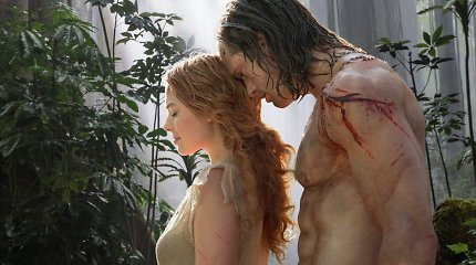 """""""Tarzanas: džiunglių legenda"""" – pasiklydęs specialiųjų efektų džiunglėse"""