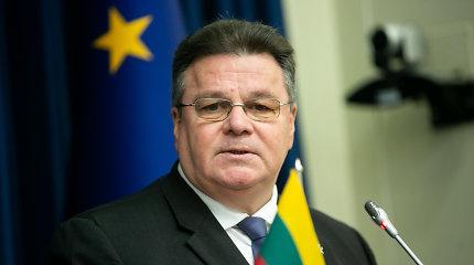 Trys konservatoriai dėl L.Linkevičiaus vizito į Minską inicijuoja URK posėdį