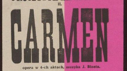 LMA Vrublevskių bibliotekoje saugomas seniausių teatro afišų rinkinys atskleidžia teatro raidos istoriją