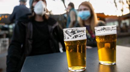 COVID-19 poveikis: apsinuodijimų alkoholiu kovą sumažėjo tris kartus