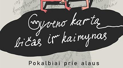 """Knygos ištrauka. Algirdas Kaušpėdas """"Gyveno kartą bičas ir kaimynas"""""""