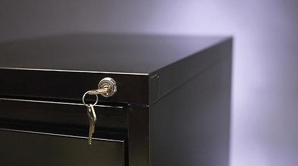 Išorų kaime 38 tūkst. eurų dingo su visu seifu