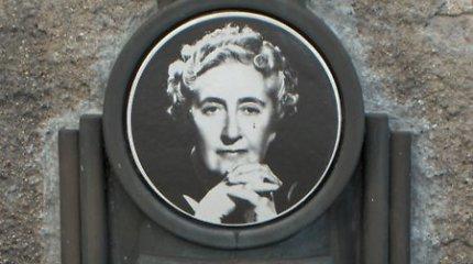 Rugsėjo 15-oji: 1890 metais gimė britų rašytoja Agatha Christie