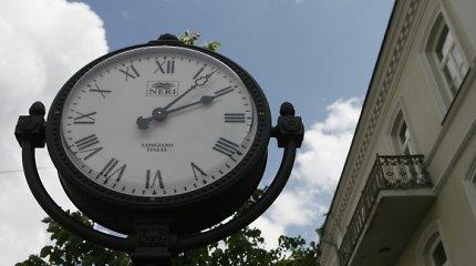 Baigsis vargai: EP pritarė pasiūlymui laikrodžių nebesukioti nuo 2021 metų